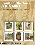 Planet of the Apes Collectibles - Unauthorized Guide With Trivia & Values