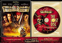 Pirates of the Caribbean - The Curse of the Black Pearl - Special Edition