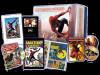Spider-Man Limited Edition Collector's DVD Gift Set