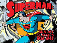 Superman Sunday Classics 1939-1943