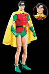 Batman Robin 13-Inch Deluxe Collector Figure