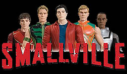 Smallville Series 2 Action Figure Half Case