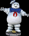 Ghostbusters Stay Puft Head Knocker