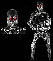 Terminator T-800 18-inch Action Figure by NECA