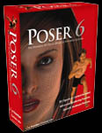 Poser 6 Software for PC