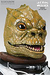 Bossk Life-Size Bust - 25 inch