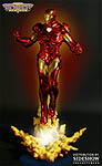 Iron Man Modern Statue by Bowen Designs