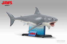 Jaws - Bruce the Shark Maquette