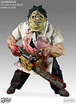 Leatherface - Mezco Toyz - 9 inch