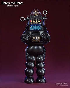 Robby the Robot - Life Size - 7 feet tall