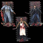 Land of the Dead Action Figure Set